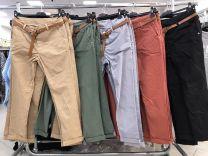 Spodnie damskie (S-XL/4szt)