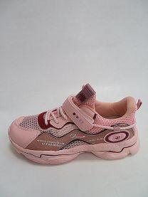 Buty sportowe na rzepy dziewczynka (32-37/8P)