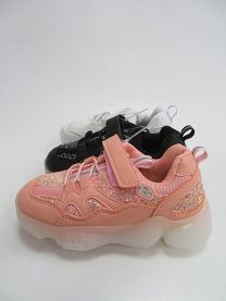 Buty sportowe na rzepy dziewczynka (26-31/18P)