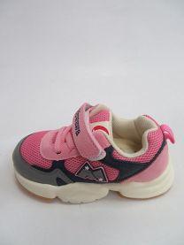 Buty sportowe na rzepy dziewczynka (21-25/10P)