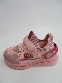 Buty sportowe na rzepy dziewczynka (26-31/8P)