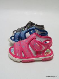 Sandały Dziewczęce (19-24/24P)