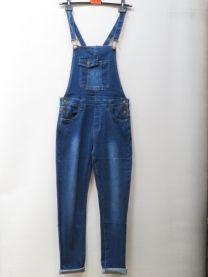 Ogrodniczki jeansowe damska (38-48/10szt)