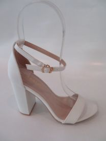 Sandały damskie na obcasie (36-41/8P)