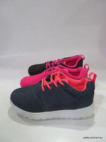 Buty sportowe wiązanie dziewczynka  (31-36/18P )