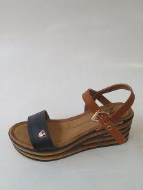 Sandały na koturnie (36-41/8P)