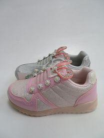 Buty sportowe wsuwane dziewczynka (25-30/12P)