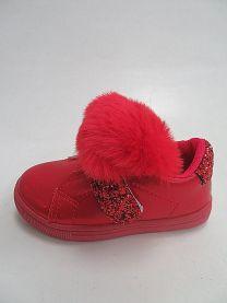 Buty sportowe na rzepy dziewczynka (24-29/12P)