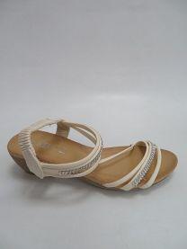 Sandały na koturnie (36-41/12P)