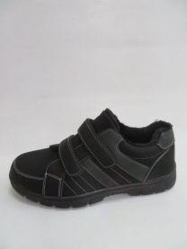 OCIEPLANE buty sportowe na rzepy męskie (40-46/12p)