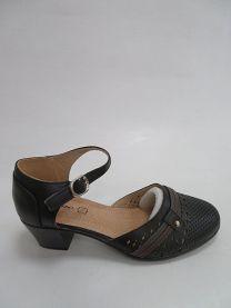 Sandały damskie na obcasie (36-41/12P)