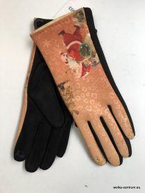 Rękawiczki damskie (S-L/12par)