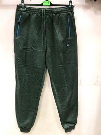 Spodnie Dresowe męskie ocieplane (M-3XL/12szt )