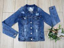 Kurtka jeansowa damska (XS-XL/12szt)