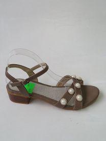 Sandały na obcasie (36-41/8P)