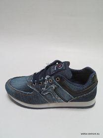 Buty sportowe chłopięce wiązanie (36-39/8par )