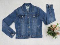 Kurtka jeansowa damska (S-2XL/10szt)