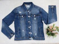 Kurtka jeansowa damska (L-4XL/10szt)