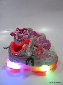Buty sportowe dziewczynka(21-26/24P)