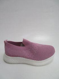 Buty sportowe wsuwane dziewczynka (33-38/8P)