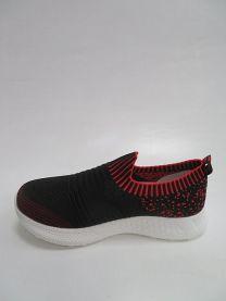 Buty sportowe wsuwane dziewczynka i chłopięce (33-38/8P)