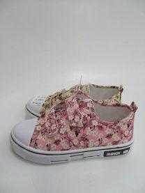 Buty sportowe wsuwane dziewczynka (19-24/18P)