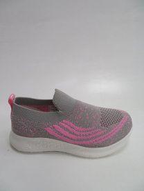Buty sportowe wsuwane dziewczynka (27-32/8P)
