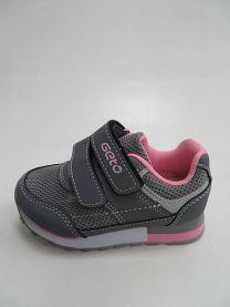 Buty sportowe na rzepy dziewczynka (21-26/12P)