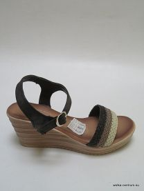 Sandały na koturnie ( 36-41/12 par )