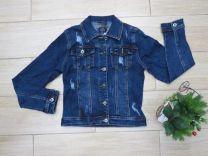 Kurtka jeansowa damska (34-42/10szt)