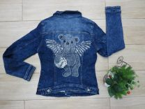 Kurtka jeansowa damska (S-XL/10szt)