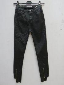 Spodnie Skórzana Damska (XS-XL/10szt)