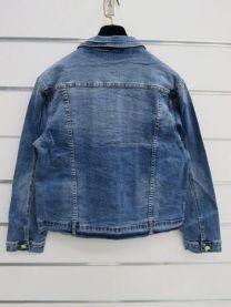 Kurtka jeansowa damska (L-3XL/10szt)