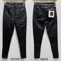 Spodnie ekoskóra damskie (36-44/10szt)