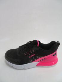 Buty sportowe wiązane dziewczynka (33-38/8P)