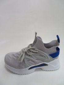 Buty sportowe wiązane dziewczynka i chłopięce (33-38/8P)
