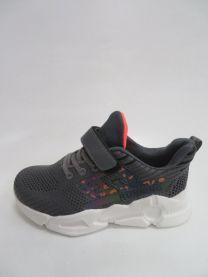 Buty sportowe na rzepy chłopięce i dziewczynka (33-38/8P)