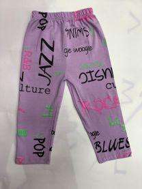 Spodnie leggingsy dziewczynka (12-16/12szt)