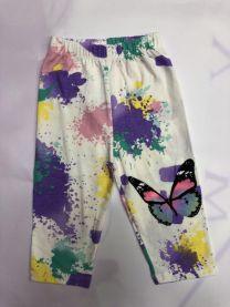 Spodnie leggingsy dziewczynka (5-8/12szt)