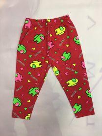Spodnie leggingsy dziewczynka (8-12/12szt)
