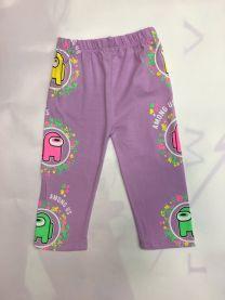 Spodnie leggingsy dziewczynka (4-8/12szt)