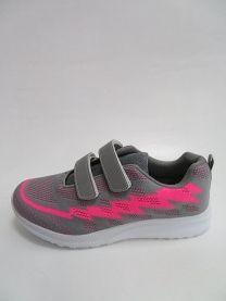 Buty sportowe na rzepy damskie (37-42/12P)
