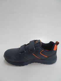 Buty sportowe na rzepy chłopięce (36-41/10P)
