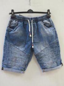 Spodenki jeansowe męskie (32-40/10szt)