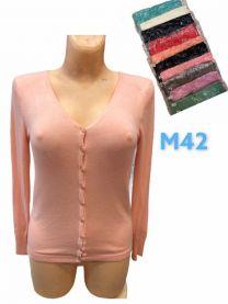 Swetry z chiński (M-XL/10szt)
