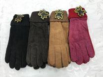 Rękawiczki damskie (L-2XL/12par)