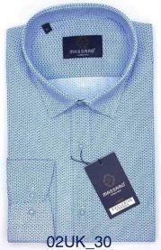 Koszule męskie długi rękaw - Tureckie (M-2XL/6szt)