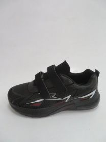 Buty sportowe na rzepy chłopięce (36-41/12P)