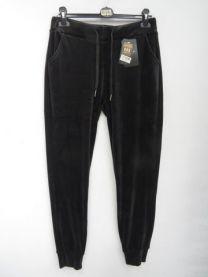 Spodnie welurowe (2XL-6XL/12szt)