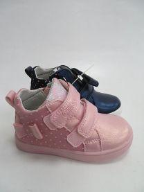 Buty sportowe na rzepy dziewczynka (20-25/24P)